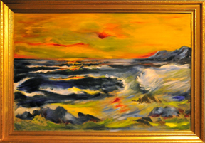 © 2011 Michelle McCain Oil Painting