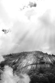 Devils Courthouse - Photography by Michelle McCain of Hendersonville, NC