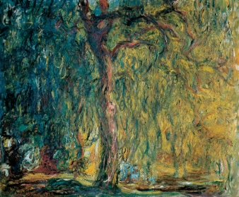Claude Monet, French (1840–1926)</br>Weeping Willow 1918–19